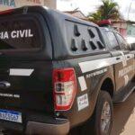 Polícia Civil e Guarda Municipal prendem homem que agrediu companheira grávida em Vargem Grande