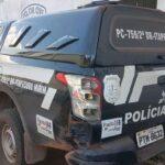 Polícia Civil prende dois indivíduos por tráfico de drogas na zona rural de Presidente Vargas