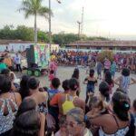 Prefeita Fabiana Mendes realiza grande festa em comemoração ao Dia das Crianças em Presidente Vargas